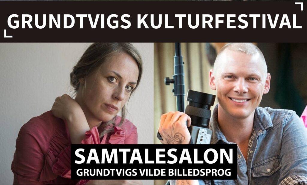 Billede af Jim Lyngvild og Katrine Frøkjær Baunvig